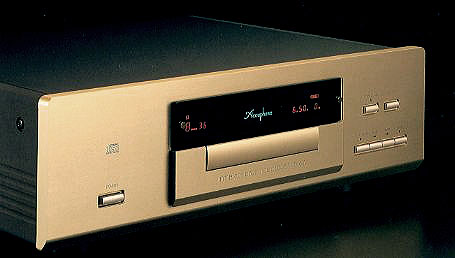 Accuphase Dp 65v