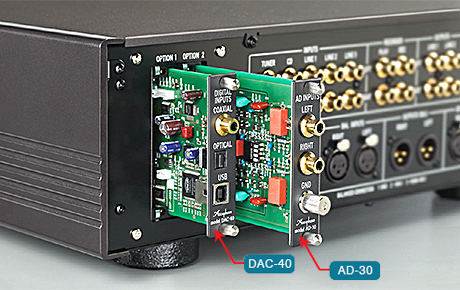Accuphase Laboratory Inc Dac 40