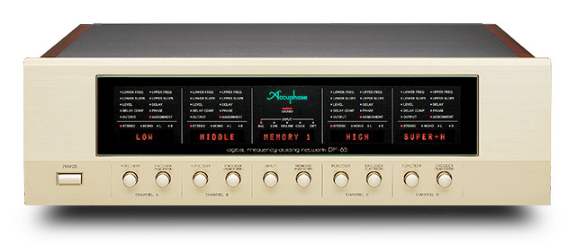 Accuphase DF-65