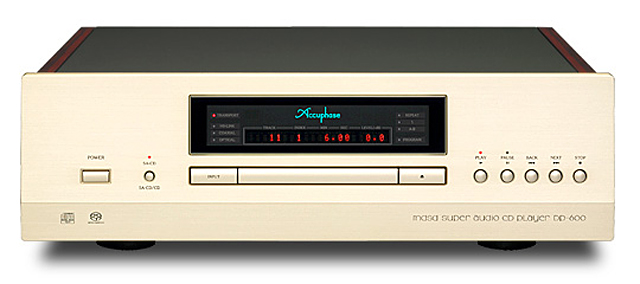 Accuphase Laboratory, Inc. DP-600