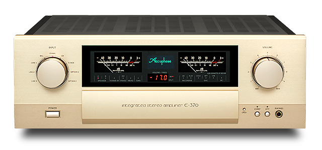 accuphase laboratory inc e 370 rh accuphase com Accuphase C200 Accuphase CD Player Review