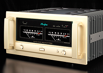 Accuphase Laboratory, Inc  Power amplifier